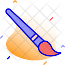 Paint Brush Brush Design Icon
