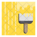 Brush Paint Tools Icon