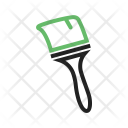 Thick Paint Brush Icon