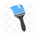 Paint Brush Thick Icon