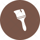 Brush Thick Paint Icon