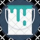 Bucket Water Bucket Water Icon