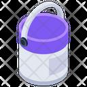 Paint Jar Paint Can Paint Bucket Icon