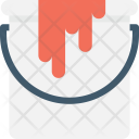 Bucket Water Pail Icon