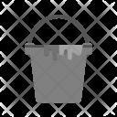 Bucket Paint Icon