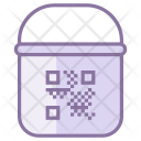 Paint Bucket Qr Icon