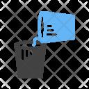 Paint buckets Icon