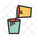 Paint Buckets Icon