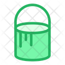 Bucket Can Paint Icon