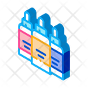 Paint Cans Polygraphy Icon
