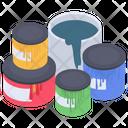 Paint Colors Icon