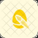 Paint Decoration Egg Icon