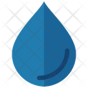 Paint Drop Drop Droplette Icon