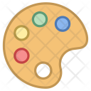 Paint plate Icon