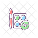 Paint Refill Icon