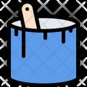 Paint Repair Construction Icon