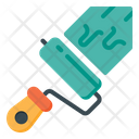 Paint Roller Roller Color Roller Icon