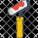 Roller Paint Roller Roller Brush Icon