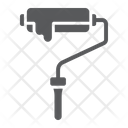 Paint Roller Tool Icon