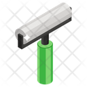 Paintroll Art Roller Color Roll Icon