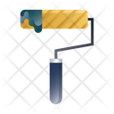 Paint Roller Roller Handtool Icon