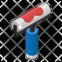 Art Tool Paint Roller Roller Brush Icon
