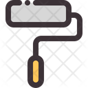 Paintroll Roll Paint Icon