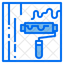 Paint Roll Rubber Icon