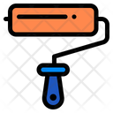 Paint Roller Paint Tool Painting Roller Icon