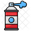 Paint Spray Overspray Spray Gun Icon