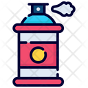 Aerosol Paint Spray Icon