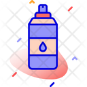 Paint Spray Design Paint Icon