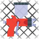 Paint sprayer Icon