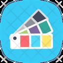 Color Palette Palette Paint Icon