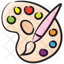 Paint Tray Icon