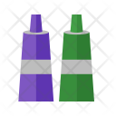Tubes Paint Icon