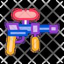 Paintball Gun Extreme Icon