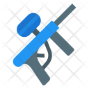 Paintball gun Icon