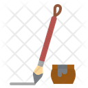 Paintbrush Brush Art Icon