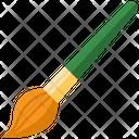Paintbrush Paint Art Icon