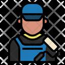 Painter Job Avatar Icon
