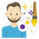 Painter Artist Avatar Icon