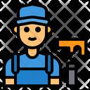 Painter Avatar Occupation Icon