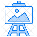 Painting Picture Sketch Icon