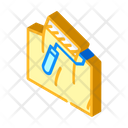 Painting Wall Isometric Icon