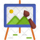 Painting Paint Draw Icon