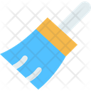 Clean Painting Brush Cleaning Brush Icon