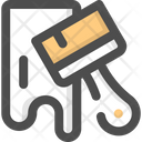 Brush Paint Repair Icon