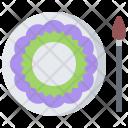 Painting Dish Icon