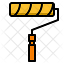 Paint Brush Roller Icon